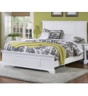 Home Styles Naples White Queen Bed